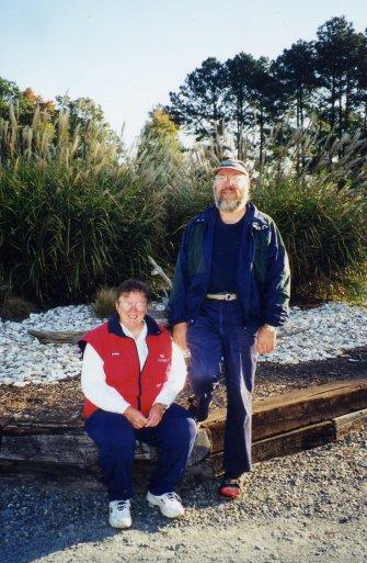 Martha and Michael Crafton-Deltaville, Virginia